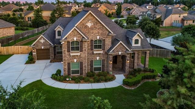 2096 Graystone Hills Drive, Conroe, TX 77304 (MLS #87268442) :: The Home Branch