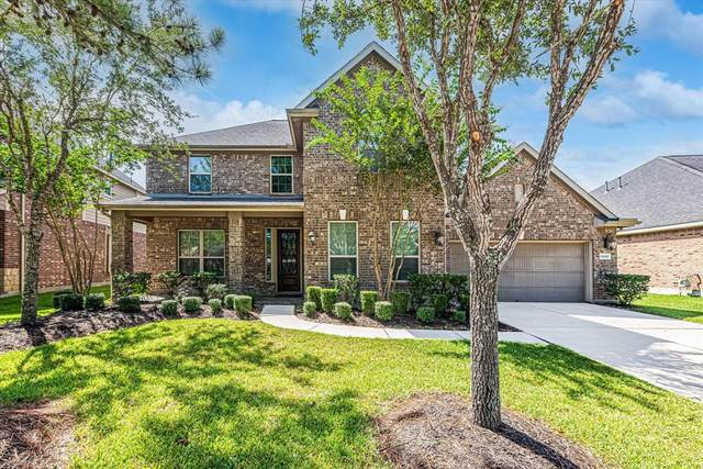 12610 Bailey Hills Lane, Humble, TX 77346 (MLS #87268946) :: Guevara Backman