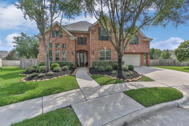 25718 Jordan Terrace Lane, Katy, TX 77494 (MLS #87277552) :: The Heyl Group at Keller Williams