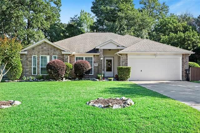 7022 Dillon Drive, Magnolia, TX 77354 (#87293567) :: ORO Realty