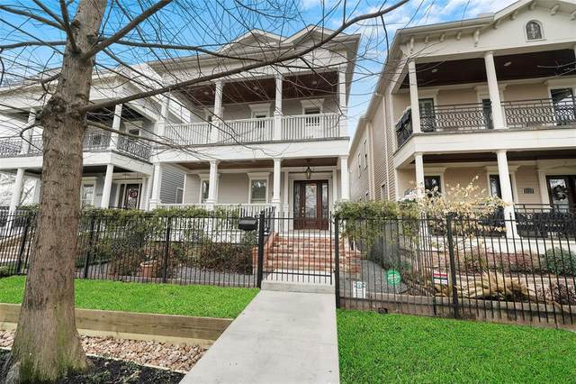 1227 Nicholson Street, Houston, TX 77008 (MLS #87296854) :: Michele Harmon Team
