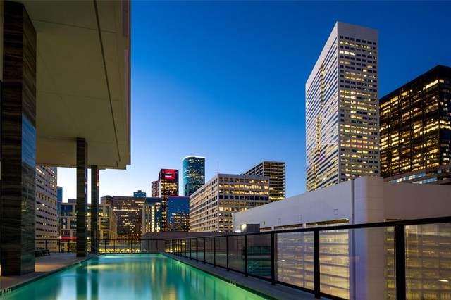 1211 Caroline #1202, Houston, TX 77002 (MLS #87318300) :: My BCS Home Real Estate Group