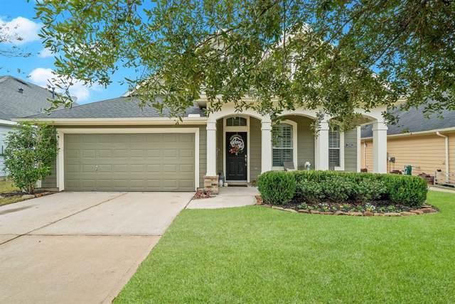 2502 Kimberly Dawn Drive, Conroe, TX 77304 (MLS #87326824) :: Texas Home Shop Realty
