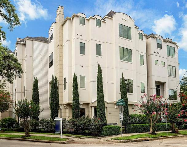 1324 Hyde Park Boulevard, Houston, TX 77006 (MLS #8733353) :: The SOLD by George Team