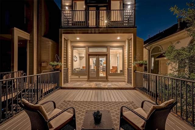 5218 B Rose Street, Houston, TX 77007 (MLS #87343157) :: The Home Branch