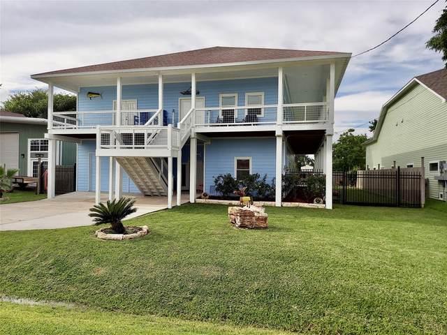 211 W 6th Street, Kemah, TX 77565 (MLS #87343258) :: My BCS Home Real Estate Group