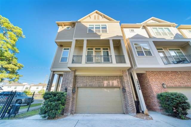 1504 W 24th Street A, Houston, TX 77008 (MLS #87343776) :: Green Residential