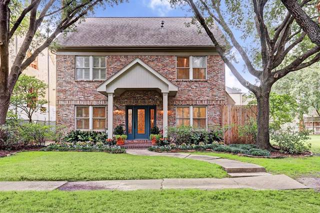 2218 Tangley Street, Houston, TX 77005 (MLS #87354807) :: Guevara Backman