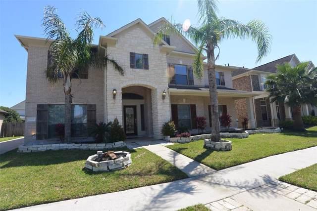 2205 Lake Cove Way, Seabrook, TX 77586 (MLS #87373743) :: Ellison Real Estate Team