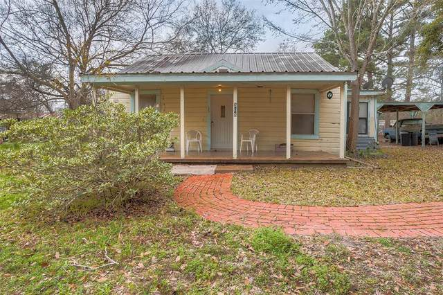 308 Prospect Drive, Trinity, TX 75862 (MLS #87378898) :: The SOLD by George Team