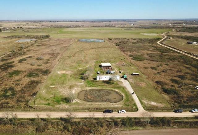 1722 County Road 248, Lissie, TX 77454 (MLS #87379098) :: Texas Home Shop Realty