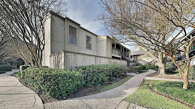 5711 Sugar Hill Drive #74, Houston, TX 77057 (MLS #87397692) :: Guevara Backman
