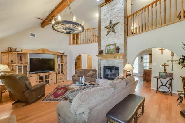 498 Glenn Nettles Road, Livingston, TX 77351 (MLS #87404045) :: Giorgi Real Estate Group