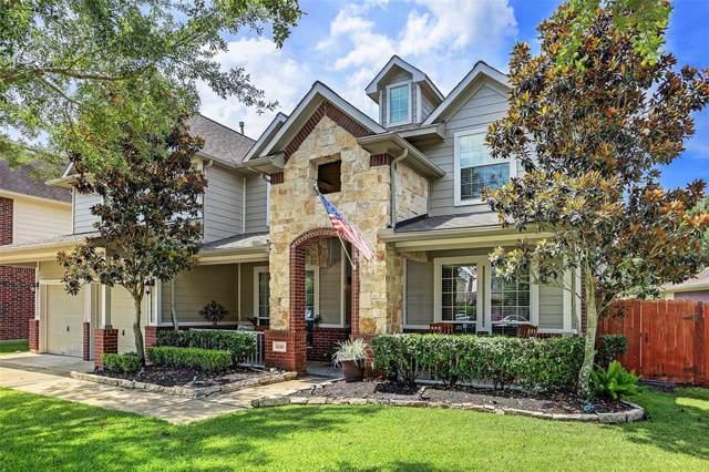 8118 Spring Bluebonnet Drive, Sugar Land, TX 77479 (MLS #8740574) :: Caskey Realty