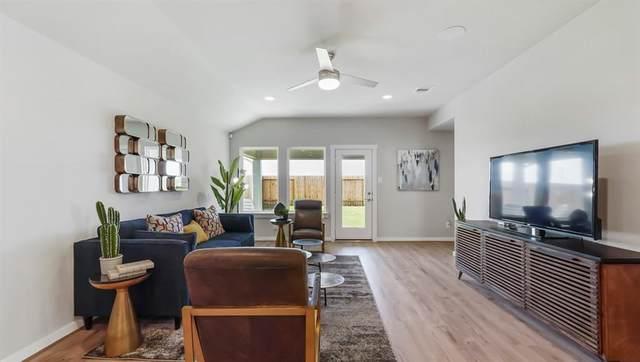 2806 Bethnal Garden Way, Houston, TX 77047 (MLS #87408724) :: The Home Branch