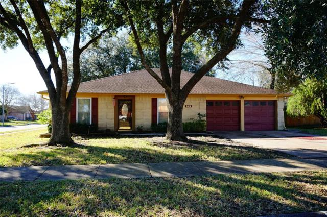 8610 Forest Point Drive, Humble, TX 77338 (MLS #87411812) :: Texas Home Shop Realty