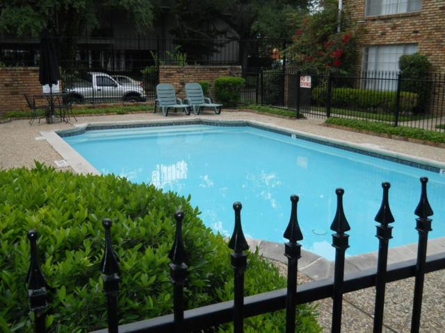5353 Richmond Avenue #11, Houston, TX 77056 (MLS #87412399) :: Carrington Real Estate Services