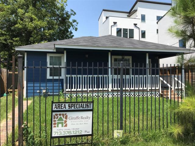 1205 Thompson Street, Houston, TX 77007 (MLS #8741319) :: The SOLD by George Team
