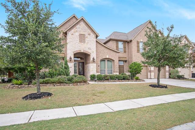 18806 S Bee Cave Springs Circle, Cypress, TX 77433 (MLS #87420262) :: The Jill Smith Team