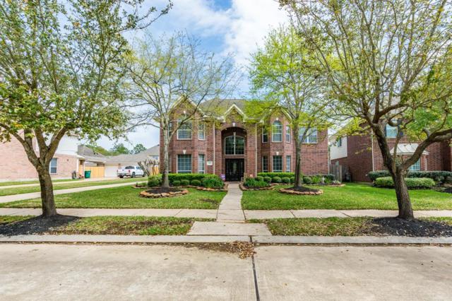 15922 Lake Loop Drive, Cypress, TX 77433 (MLS #87426820) :: The Home Branch
