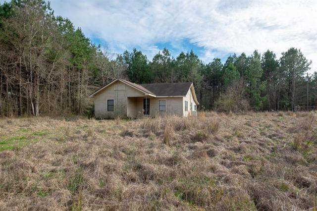 118 County Road 2590 S, Chester, TX 75936 (MLS #87427278) :: Fairwater Westmont Real Estate