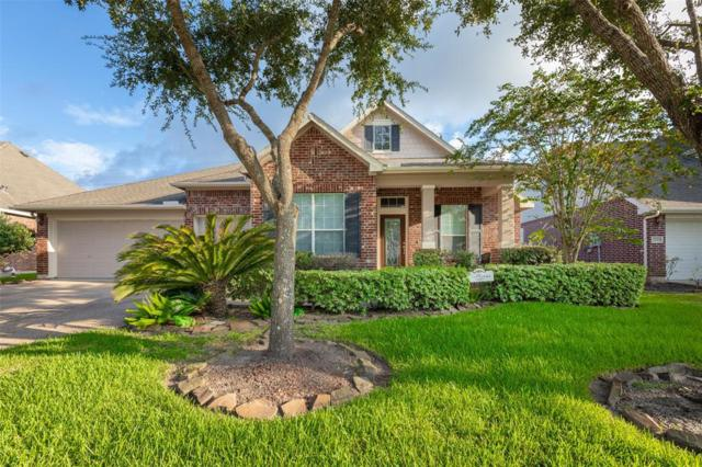 12215 Willow Brook Lane, Pearland, TX 77584 (MLS #87434702) :: The Home Branch