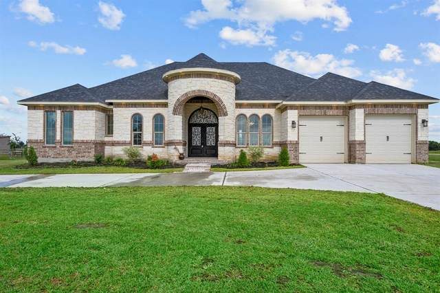 11611 Padon Road, Needville, TX 77461 (MLS #87437596) :: Guevara Backman