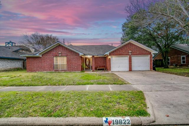 19822 Hoppers Creek Drive, Katy, TX 77449 (MLS #87441111) :: The Queen Team