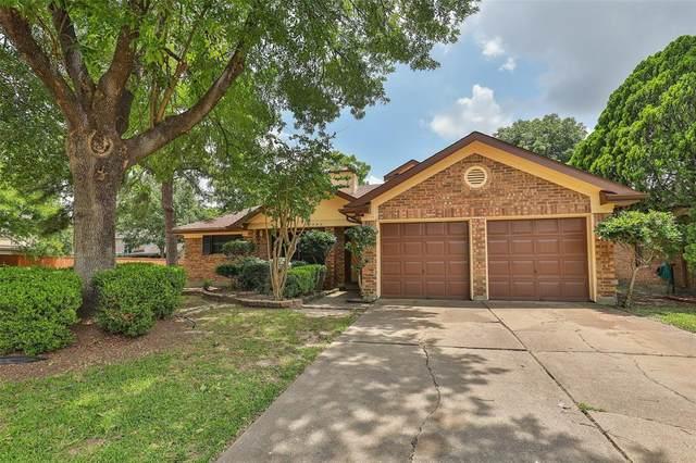 17503 Saxon Drive, Houston, TX 77095 (MLS #87441622) :: Ellison Real Estate Team