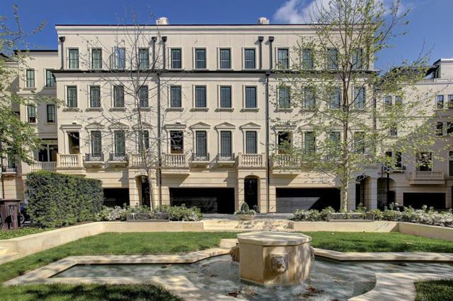2415 San Felipe Street #19, Houston, TX 77019 (MLS #87447049) :: Krueger Real Estate