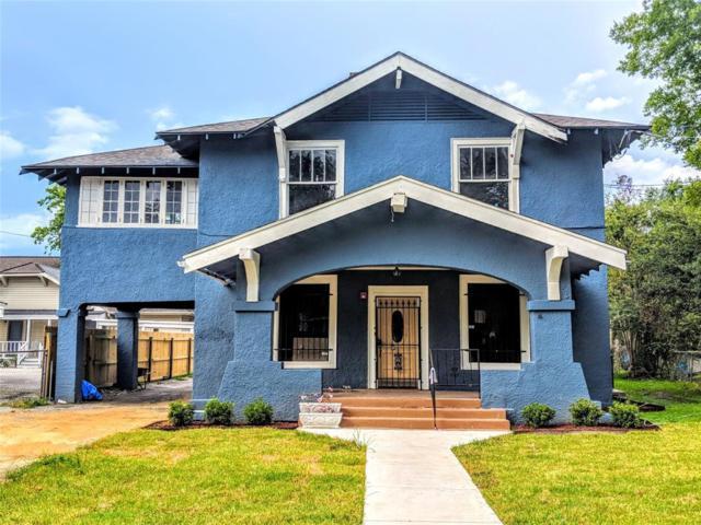 2250 North Street, Beaumont, TX 77701 (MLS #87449115) :: The Heyl Group at Keller Williams