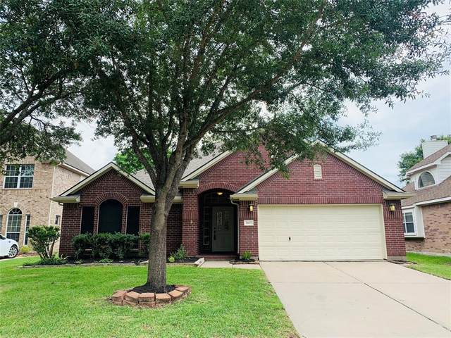 1407 Queens Bay Drive, Katy, TX 77494 (MLS #8746309) :: Lerner Realty Solutions