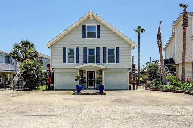 146 Tamana Drive, Tiki Island, TX 77554 (MLS #87463781) :: The Wendy Sherman Team