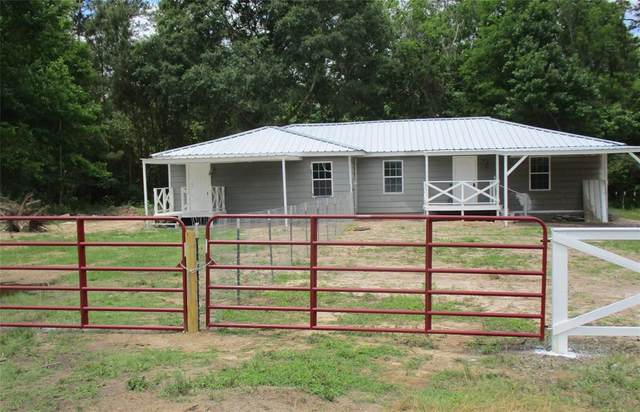 22965 Highway 146 N, Cleveland, TX 77327 (MLS #87467662) :: My BCS Home Real Estate Group