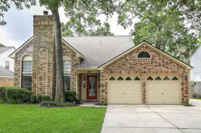2517 Sawyer Drive, Seabrook, TX 77586 (MLS #87468428) :: The Heyl Group at Keller Williams