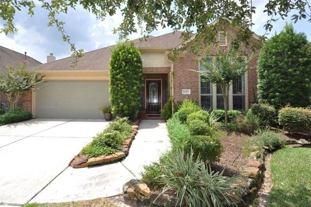 26925 Merlot River Drive, Kingwood, TX 77339 (MLS #87478637) :: The Sold By Valdez Team
