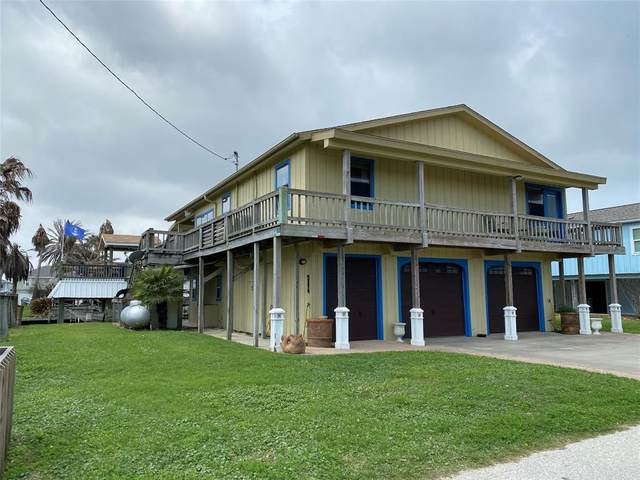 1287 Bay Street, Port Bolivar, TX 77650 (MLS #87488141) :: The Home Branch
