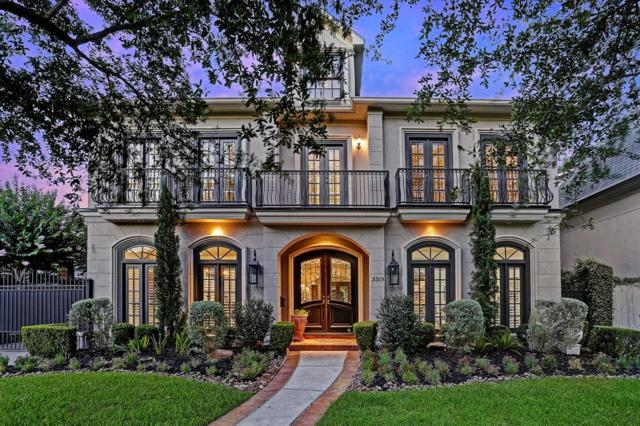 3315 Banbury Place, Houston, TX 77027 (MLS #87507998) :: Christy Buck Team