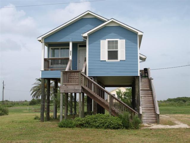 822 22nd Street, Port Bolivar, TX 77650 (MLS #87511456) :: Texas Home Shop Realty