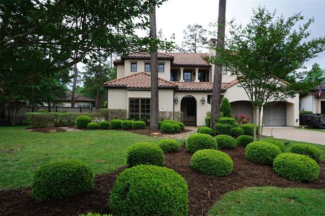 63 Wintress Drive, The Woodlands, TX 77382 (MLS #87524642) :: Caskey Realty
