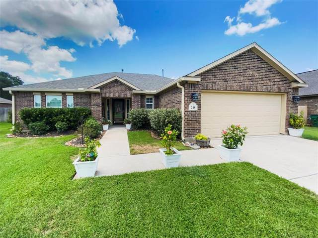248 Mossy Meadow Drive, West Columbia, TX 77486 (MLS #87526489) :: The Queen Team