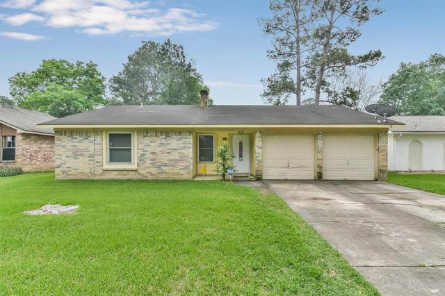 5018 Adonis Drive, Spring, TX 77373 (MLS #87530358) :: CORE Realty