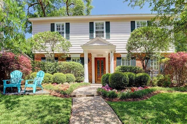 13506 Myrtlea Drive, Houston, TX 77079 (MLS #87530918) :: Ellison Real Estate Team
