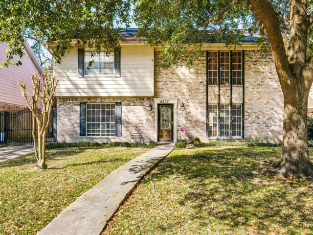 5607 Deepcreek Lane, Houston, TX 77091 (MLS #87537581) :: Fairwater Westmont Real Estate