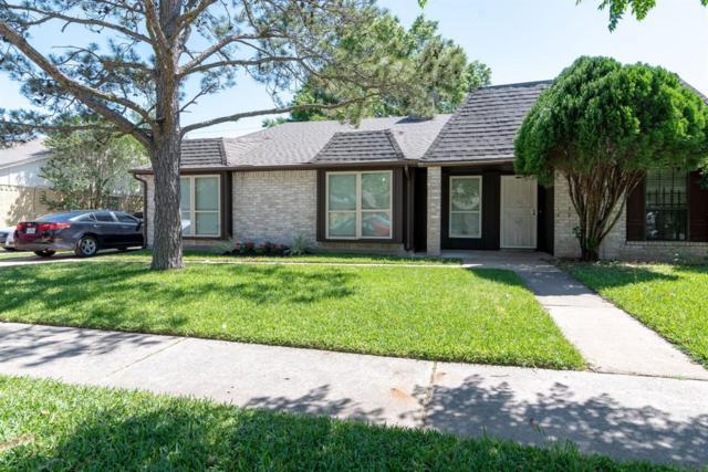 19519 Lazy Valley Drive, Katy, TX 77449 (MLS #87552611) :: The Heyl Group at Keller Williams