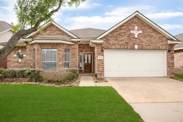 12827 Carriage Glen Drive, Tomball, TX 77377 (MLS #87561170) :: Green Residential