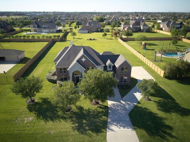 1809 Lake Landing Drive, League City, TX 77573 (MLS #87565801) :: King Realty