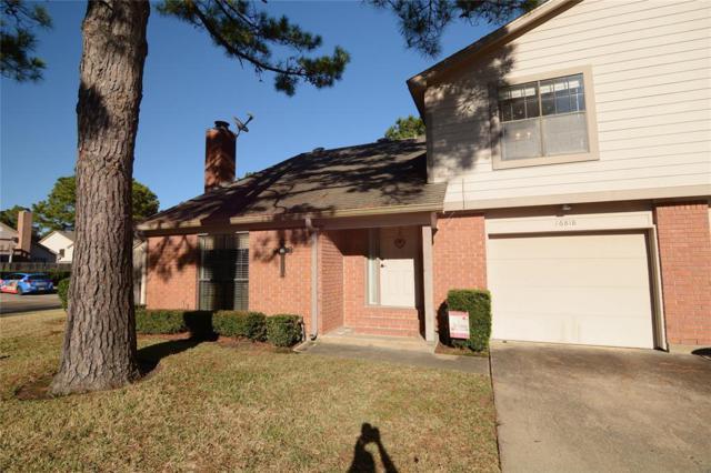16818 Chapel Pines Drive, Spring, TX 77379 (MLS #87583689) :: Texas Home Shop Realty