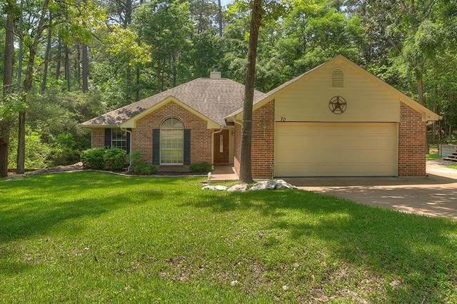 70 Fern View Court, Coldspring, TX 77331 (MLS #87592741) :: The Queen Team