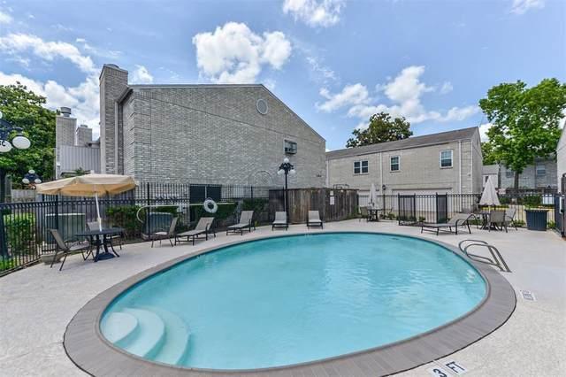 3800 Tanglewilde Street #401, Houston, TX 77063 (MLS #87592986) :: Parodi Group Real Estate